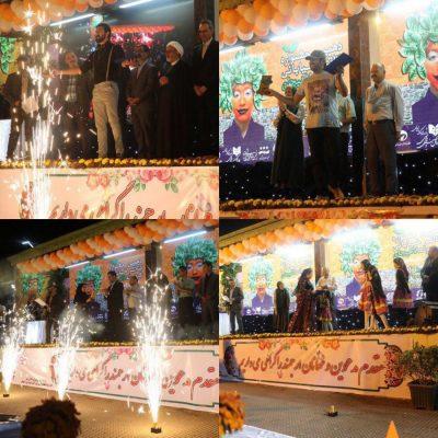 جشنواره تئاتر خیابانی شهروند لاهیجان 2 400x400 - برگزیدگان دهمین جشنواره تئاتر خیابانی شهروند لاهیجان معرفی شدند