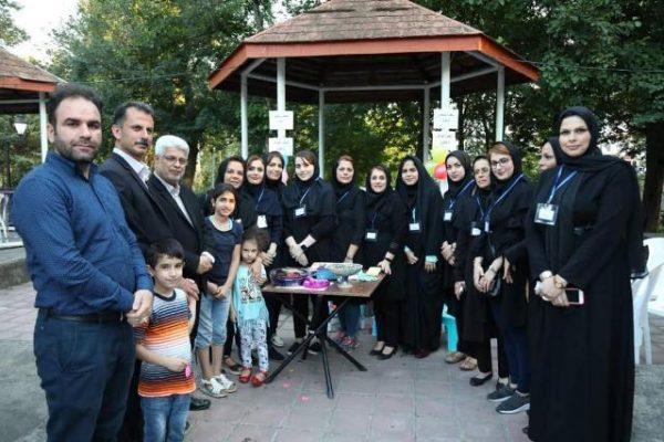 """یک روز بازی با خانواده 5 600x400 -""""جشنواره یک روز بازی با خانواده"""" از سوی شهرداری رشت برگزار شد + تصاویر"""