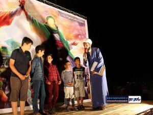 گزارش تصویری جشن آغاز امامت و ولایت عید سعید غدیر در رودسر