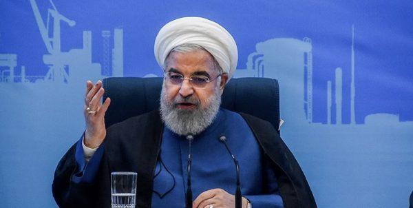 حجت الاسلام حسن روحانی 600x302 - واهمه صدا و سیما از فراخوان رئیس جمهور