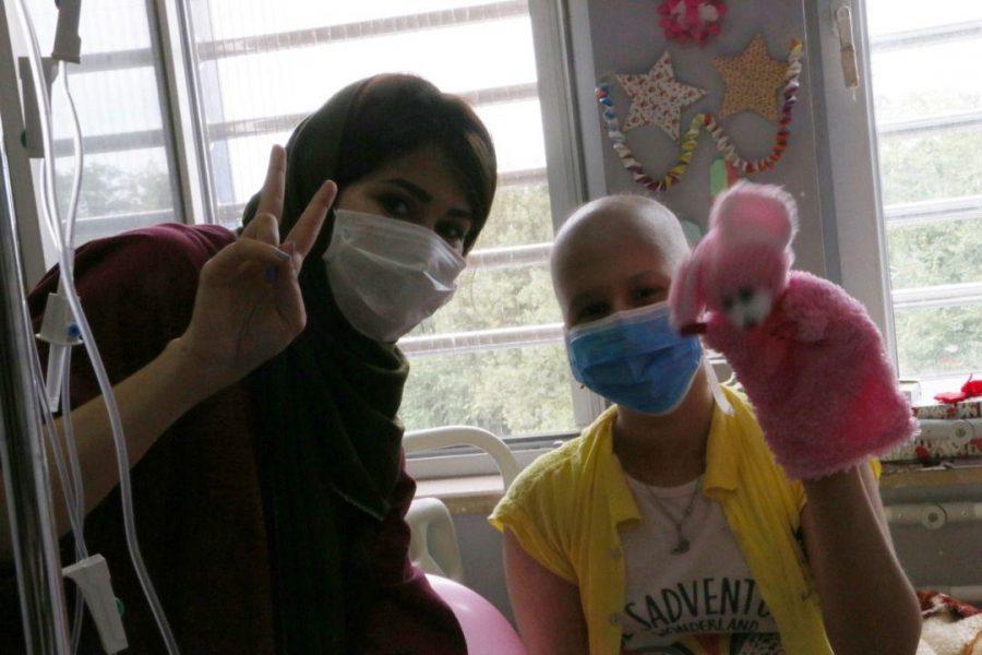 دومین سالگرد تاسیس گروه خیریه نارون 1 - گزارش تصویری دومین سالگرد تاسیس گروه خیریه نارون