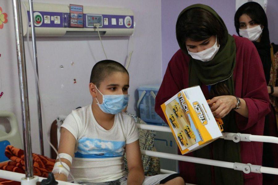 دومین سالگرد تاسیس گروه خیریه نارون 10 - گزارش تصویری دومین سالگرد تاسیس گروه خیریه نارون