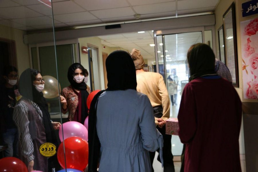 دومین سالگرد تاسیس گروه خیریه نارون 12 - گزارش تصویری دومین سالگرد تاسیس گروه خیریه نارون