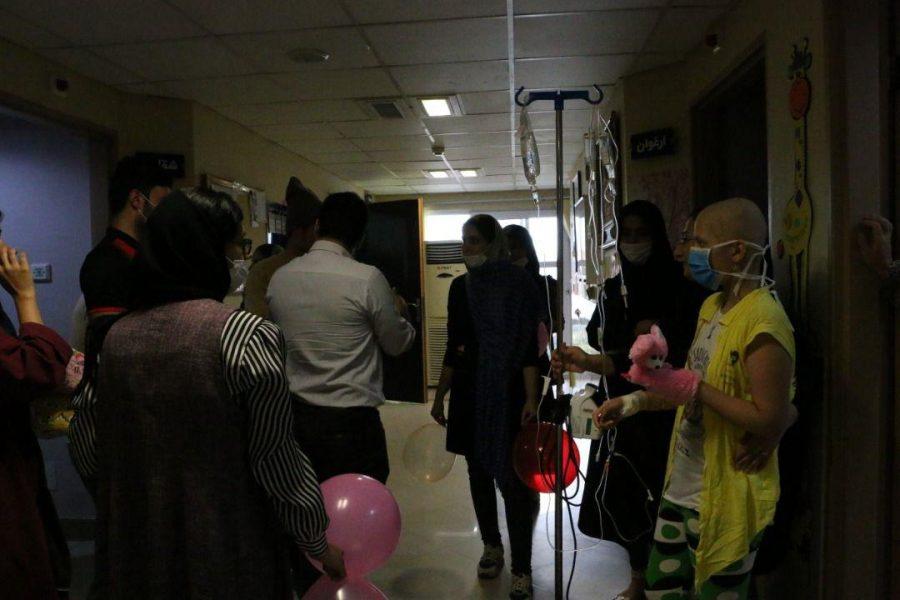 دومین سالگرد تاسیس گروه خیریه نارون 2 - گزارش تصویری دومین سالگرد تاسیس گروه خیریه نارون