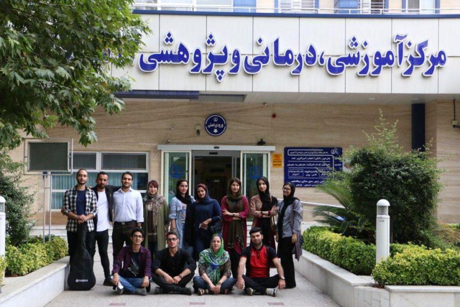 دومین سالگرد تاسیس گروه خیریه نارون 5 - گزارش تصویری دومین سالگرد تاسیس گروه خیریه نارون