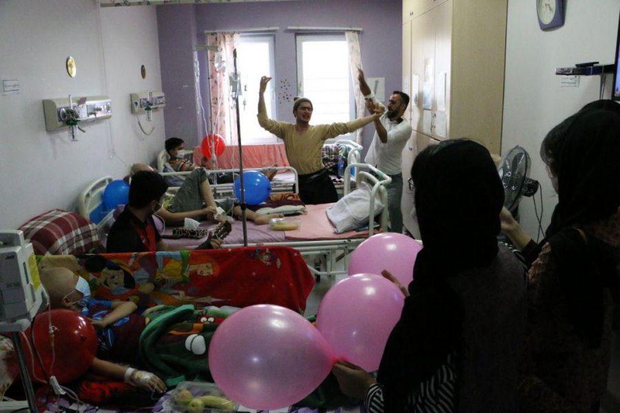 دومین سالگرد تاسیس گروه خیریه نارون 7 - گزارش تصویری دومین سالگرد تاسیس گروه خیریه نارون