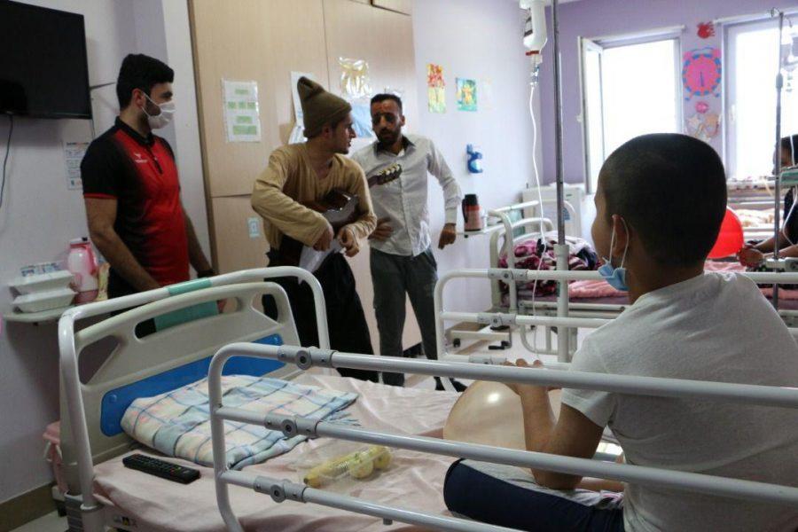دومین سالگرد تاسیس گروه خیریه نارون 9 - گزارش تصویری دومین سالگرد تاسیس گروه خیریه نارون