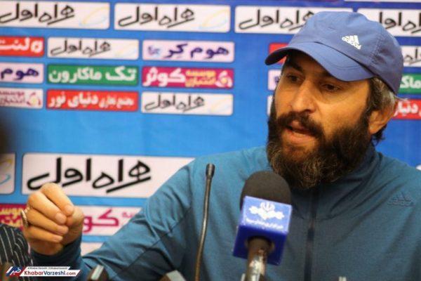 علی لطیفی سرمربی پیشین تیم فوتبال ملوان بندر انزلی 600x400 - آقایان برای سکوت من، پیشنهاد مالی دادند