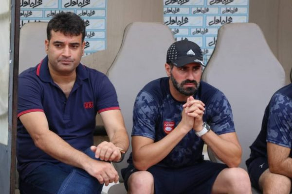 علی نظرمحمدی 600x400 - هواداران سپیدرود انتظار صعود نداشته باشند/ همین که ما جلوی انحلال تیم را گرفتیم کار بزرگی انجام دادهایم