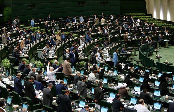 حضور دو نماینده بازداشتی در مجلس/ درخواست لاریجانی از رئیسی