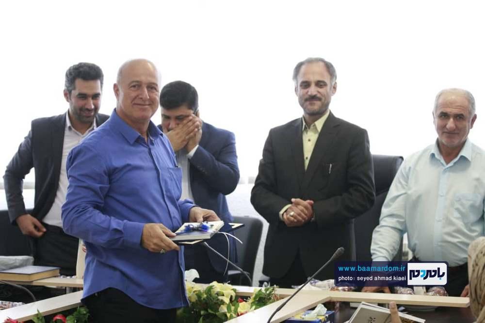 تجلیل از خبرنگاران در شهرداری بندر کیاشهر 1 - گزارش تصویری مراسم تجلیل از خبرنگاران در شهرداری بندر کیاشهر