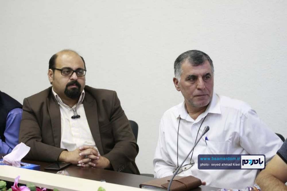 تجلیل از خبرنگاران در شهرداری بندر کیاشهر 10 - گزارش تصویری مراسم تجلیل از خبرنگاران در شهرداری بندر کیاشهر