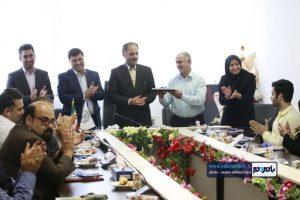 گزارش تصویری مراسم تجلیل از خبرنگاران در شهرداری بندر کیاشهر