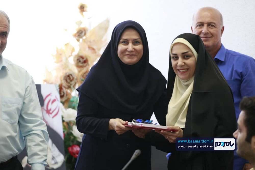 تجلیل از خبرنگاران در شهرداری بندر کیاشهر 4 - گزارش تصویری مراسم تجلیل از خبرنگاران در شهرداری بندر کیاشهر