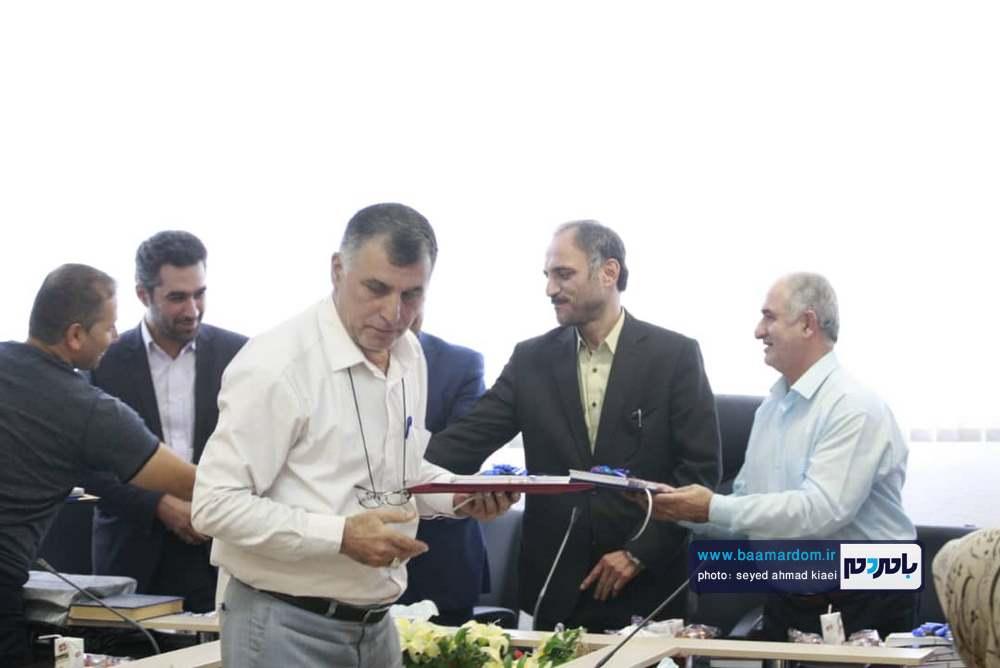 تجلیل از خبرنگاران در شهرداری بندر کیاشهر 5 - گزارش تصویری مراسم تجلیل از خبرنگاران در شهرداری بندر کیاشهر