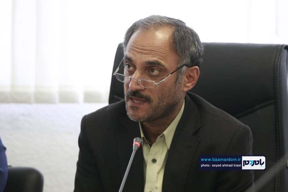 دکتر قربانی نماینده جدید تام الاختیار وزیر بهداشت در گیلان