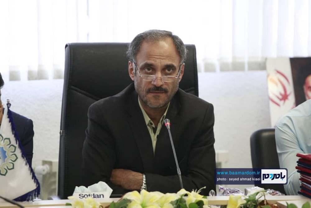 تجلیل از خبرنگاران در شهرداری بندر کیاشهر 9 - گزارش تصویری مراسم تجلیل از خبرنگاران در شهرداری بندر کیاشهر