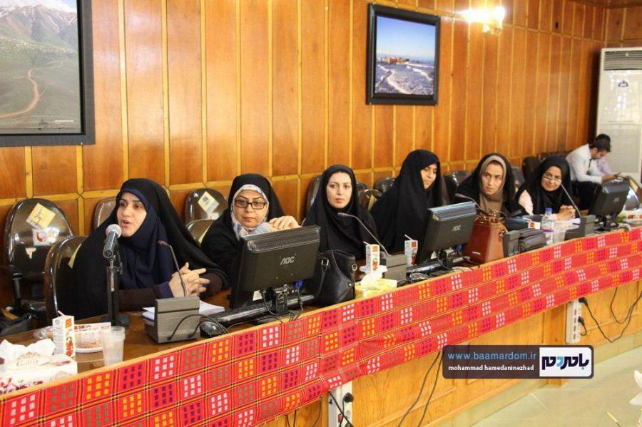 مراسم تجلیل از خبرنگاران در فرمانداری رودسر 2 - گزارش تصویری مراسم تجلیل از خبرنگاران در فرمانداری رودسر