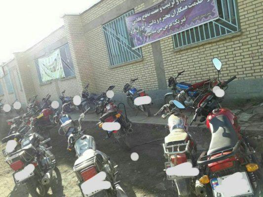 دانشآموزان 533x400 - استفاده دانشآموزان گیلان از موتورسیکلت ممنوع است