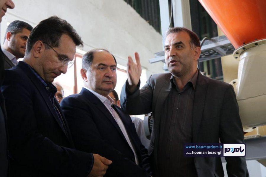 نخستین روز از هفته دولت در رشت 14 - گزارش تصویری نخستین روز از هفته دولت در رشت