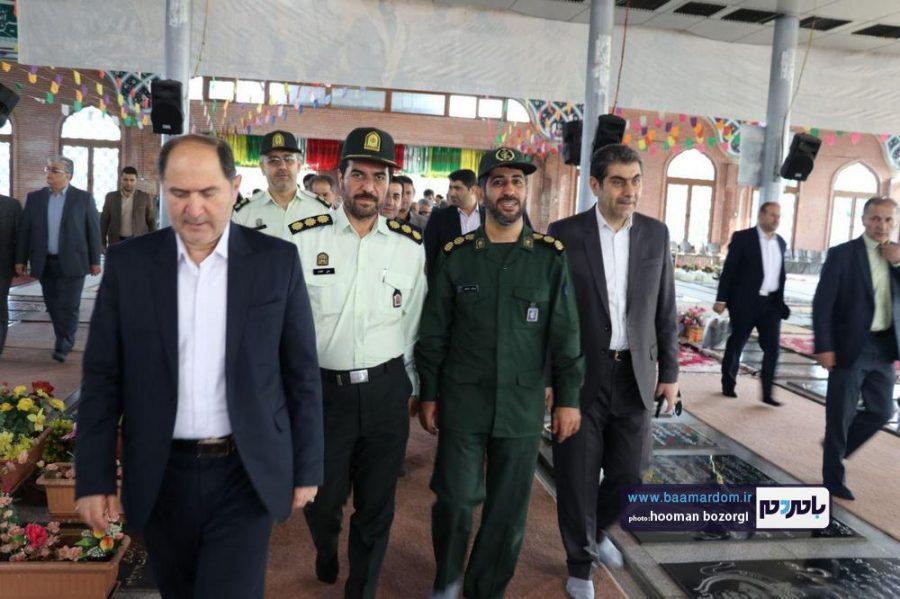 نخستین روز از هفته دولت در رشت 16 - گزارش تصویری نخستین روز از هفته دولت در رشت