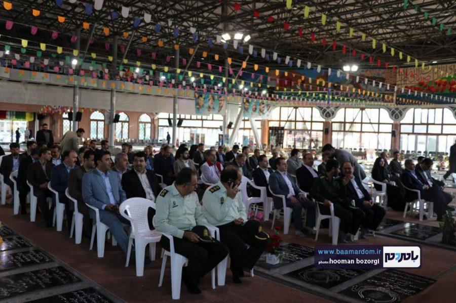 نخستین روز از هفته دولت در رشت 17 - گزارش تصویری نخستین روز از هفته دولت در رشت