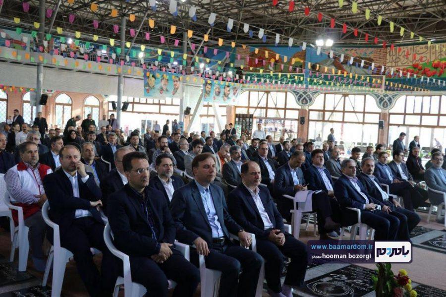نخستین روز از هفته دولت در رشت 18 - گزارش تصویری نخستین روز از هفته دولت در رشت