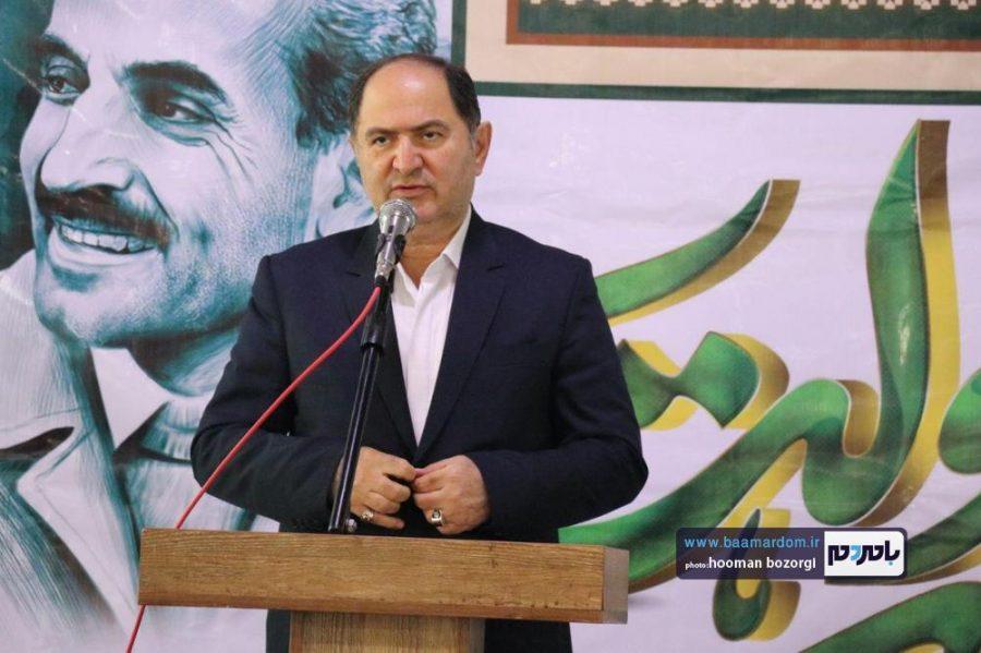 نخستین روز از هفته دولت در رشت 19 - گزارش تصویری نخستین روز از هفته دولت در رشت