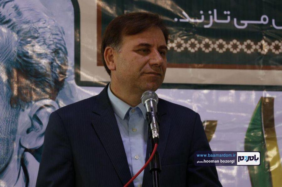 نخستین روز از هفته دولت در رشت 20 - گزارش تصویری نخستین روز از هفته دولت در رشت