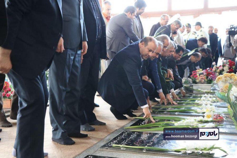 روز از هفته دولت در رشت 21 - گزارش تصویری نخستین روز از هفته دولت در رشت