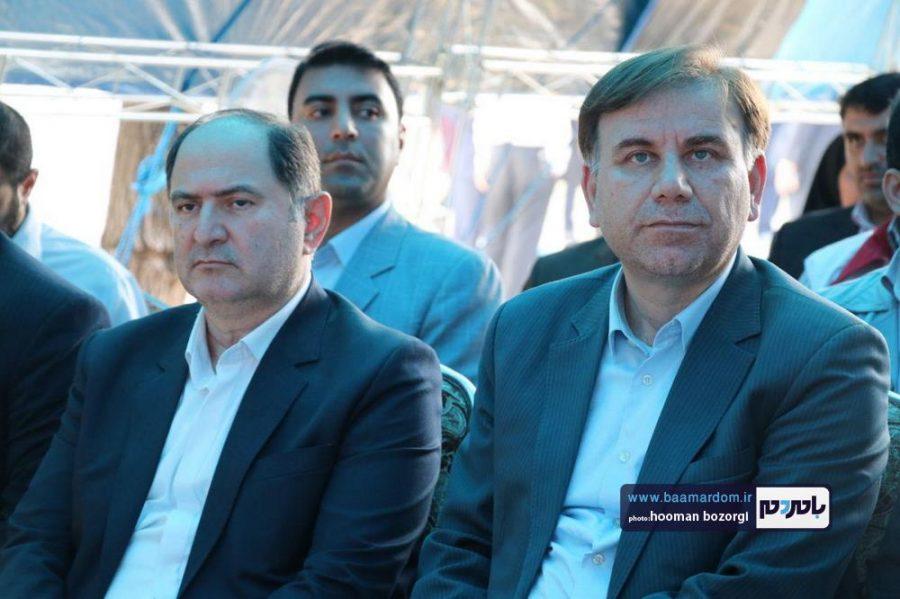 نخستین روز از هفته دولت در رشت 4 - گزارش تصویری نخستین روز از هفته دولت در رشت