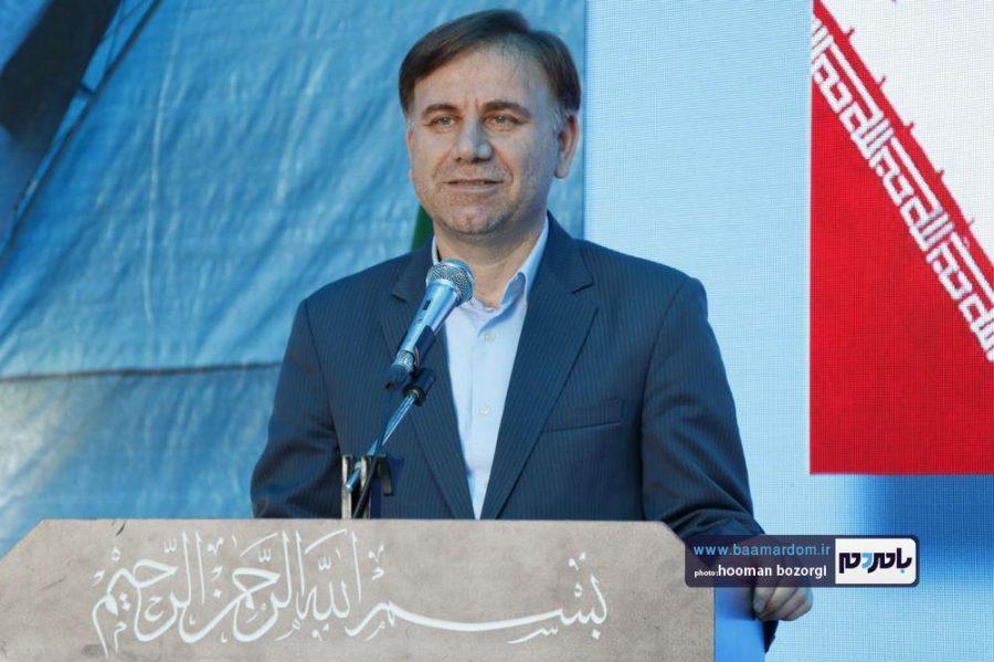 نخستین روز از هفته دولت در رشت 8 - گزارش تصویری نخستین روز از هفته دولت در رشت