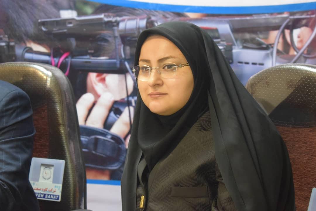 گلایه تنها عضو خبرنگار شورای شهر آستانهاشرفیه از سانسور اخبارش توسط شورا + عکس