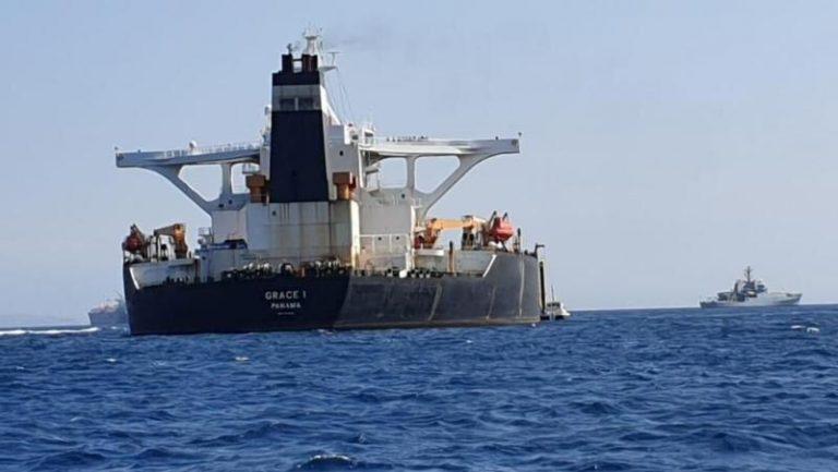 توقیف چهار نفتکش ایرانی توسط آمریکا