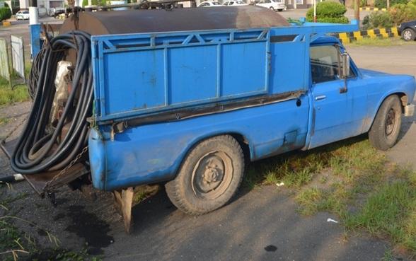 کشف بیش از ۲ هزار لیتر گازوئیل قاچاق در لاهیجان