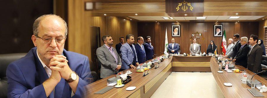 انتخاب هیات رییسه سال سوم شورای شهر رشت/ حاجی پور رییس جدید شورا