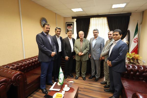 27598 03 - توافق اولیه شهرداری رشت و بانک شهر برای انجام همکاری مشترک صورت پذیرفت