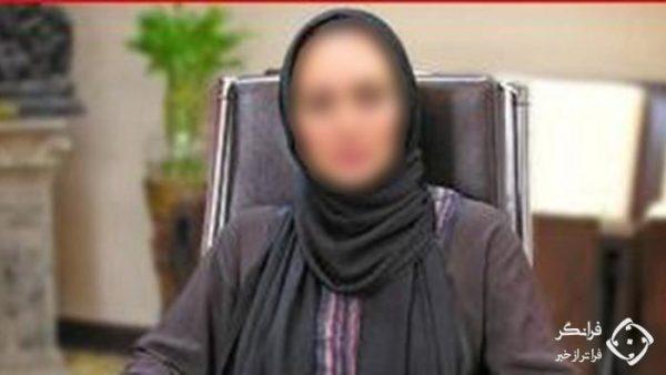 زن هتاک به ساحت امام حسین 600x338 - دستور بازداشت بازیگر زن هتاک به ساحت امام حسین (ع) صادر شد + عکس