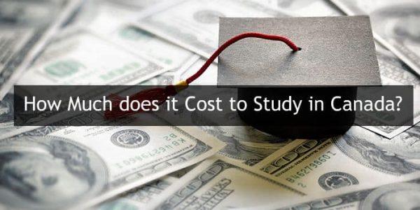 هزینه تحصیل در کانادا در مقطع فوق لیسانس 2019 600x300 - بررسی هزینه تحصیل در کانادا در مقطع فوق لیسانس 2019