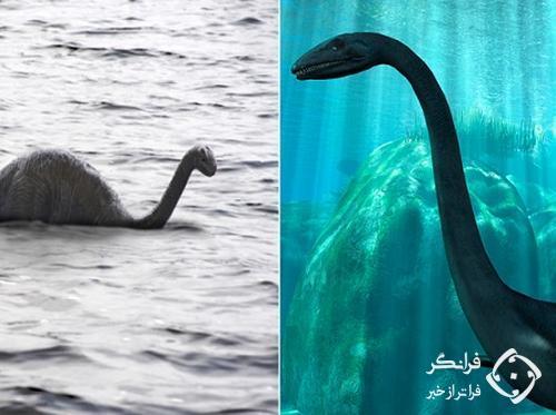 آمدن این هیولای اسرار آمیز از دریاچه همه را شوکه کرد عکس - بیرون آمدن این هیولای اسرار آمیز از دریاچه همه را شوکه کرد + عکس