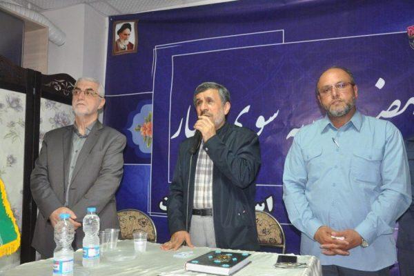 بی سر و صدای محمود احمدی نژاد به گیلان 5 600x400 - سفر بی سر و صدای محمود احمدی نژاد به گیلان +تصاویر