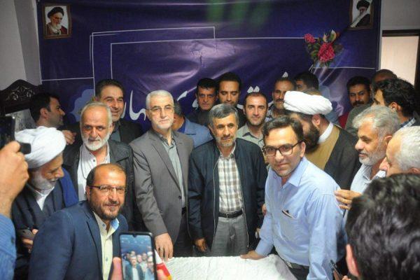 بی سر و صدای محمود احمدی نژاد به گیلان 6 600x400 - سفر بی سر و صدای محمود احمدی نژاد به گیلان +تصاویر
