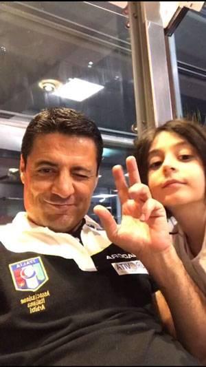 علیرضا فغانی از ایران رفت + آخرین عکس