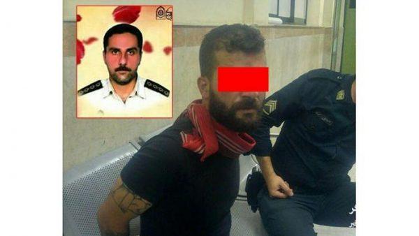 قاتل شهید حسن پاینده 600x338 - اعدام قاتل شهید حسن پاینده در پارک دانشجوی رشت