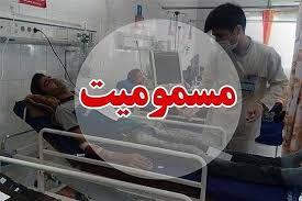 مسمومیت ۶۱ نفر در مراسم ترحیم در صومعه سرا