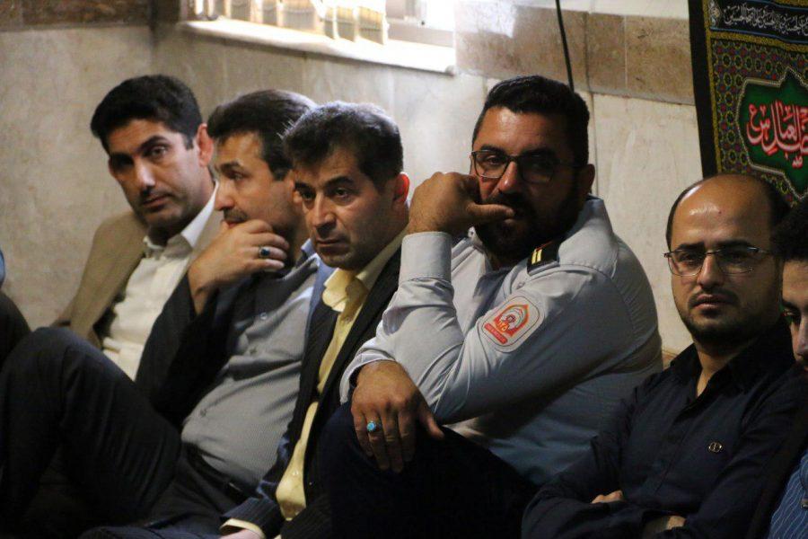 نشست بصیرتی، روشنگری به مناسبت هفته دفاع مقدس در شهرداری لاهیجان 2 - گزارش تصویری برگزاری نشست بصیرتی، روشنگری به مناسبت هفته دفاع مقدس در شهرداری لاهیجان