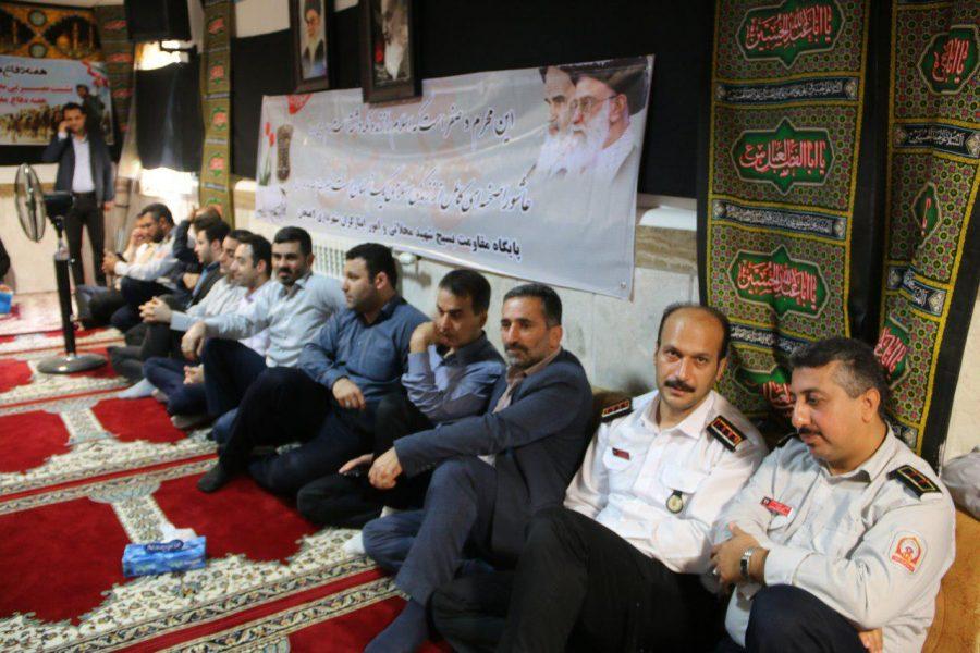 نشست بصیرتی، روشنگری به مناسبت هفته دفاع مقدس در شهرداری لاهیجان 5 - گزارش تصویری برگزاری نشست بصیرتی، روشنگری به مناسبت هفته دفاع مقدس در شهرداری لاهیجان