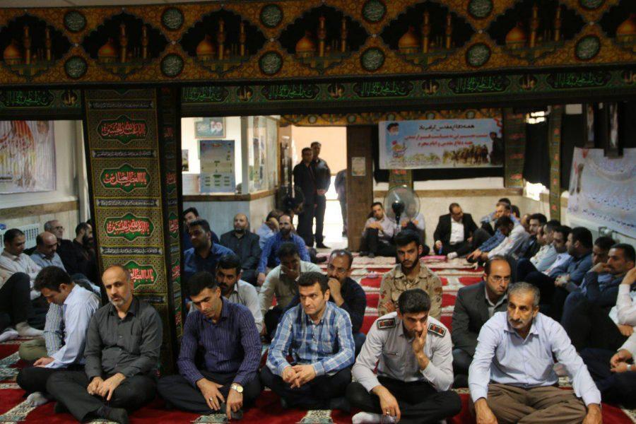 نشست بصیرتی، روشنگری به مناسبت هفته دفاع مقدس در شهرداری لاهیجان 6 - گزارش تصویری برگزاری نشست بصیرتی، روشنگری به مناسبت هفته دفاع مقدس در شهرداری لاهیجان
