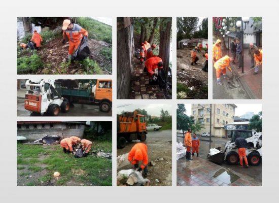 4558 550x400 - برگزاری هفته بیست و یکم طرح پاکسازی هفتگی محلات شهر رشت