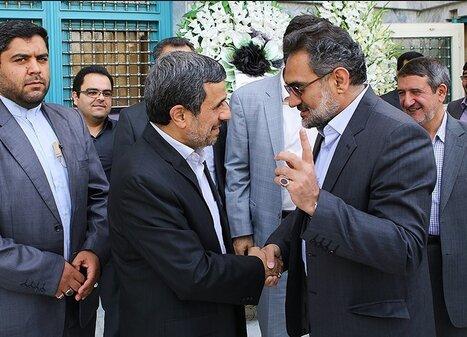 5262799 - رویای ریاست بر جامجم در سر وزیر احمدینژاد